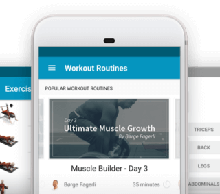 Infogym - System for Athletes, Trainers and Gyms | Software