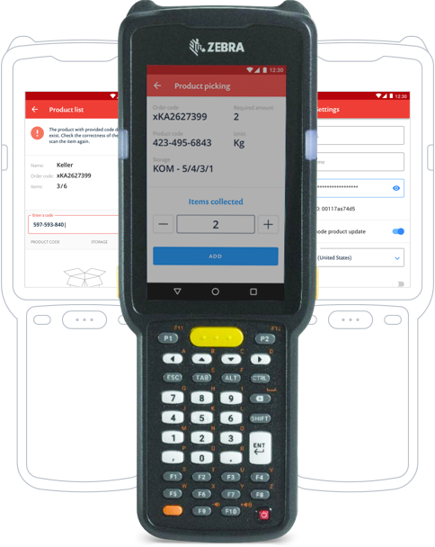 SYZ - Order pickup management for warehouses | Software Brothers