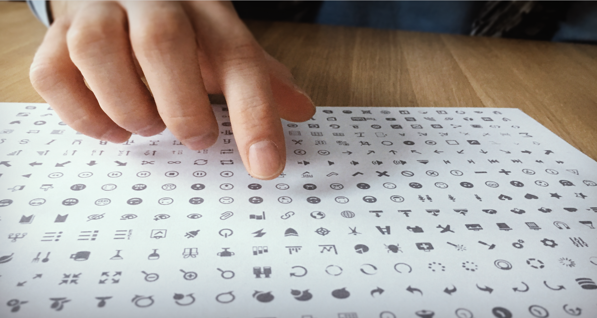 How to create a crisp looking icon font