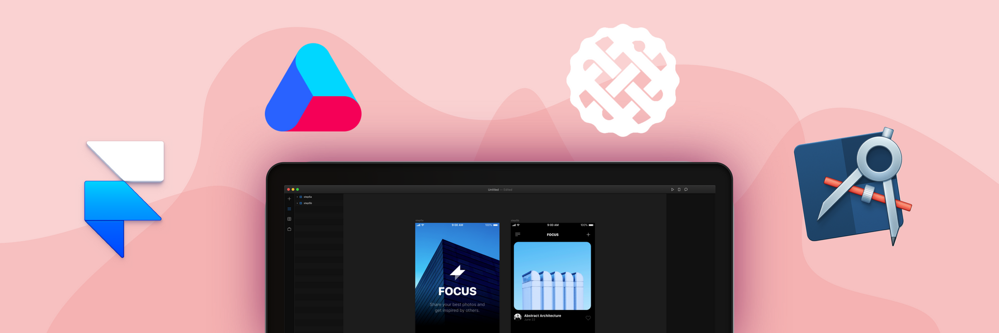 Framer X vs. ProtoPie vs. Flinto vs. Atomic: which one to choose?