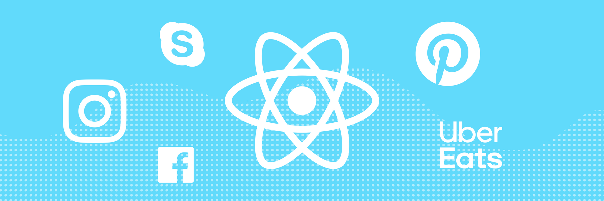 5 (very popular) mobile apps using React Native